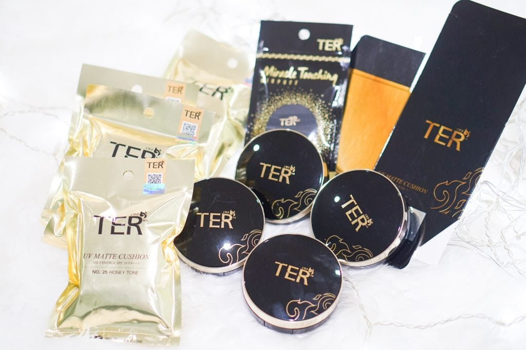 TER UV Matte Cushion
