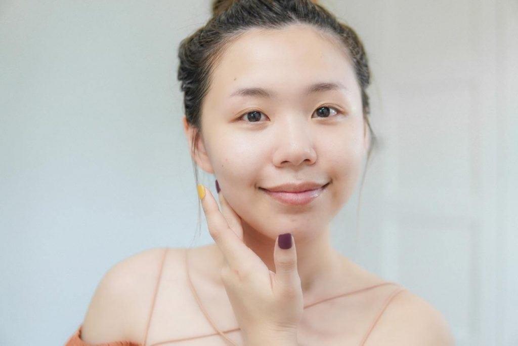d program acne care รีวิว