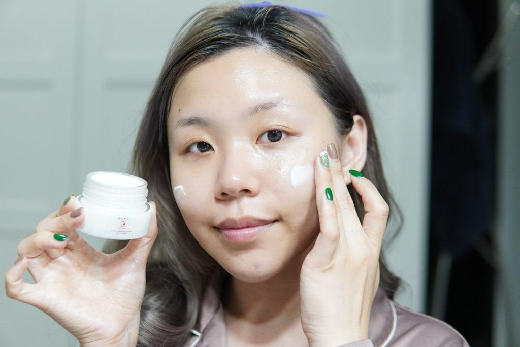 รีวิว SENKA White Beauty Glow UV Cream