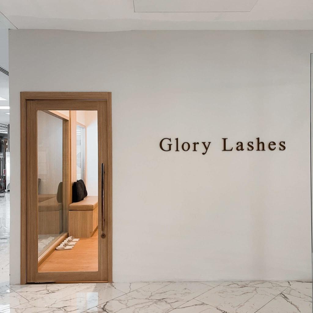 บรรยากาศในร้าน Glory nails and spa
